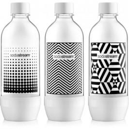Lahev TriPack 1l Black&White SODASTREAM