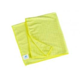 BRILANZ Utěrka z mikrovlákna 50 x 80 cm, 250g/m2, žlutá