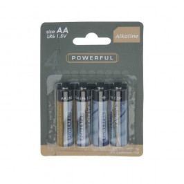 Baterie Powerful AA 4ks