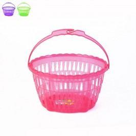 Košík plastový oválný na kolíčky