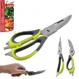Nůžky kuchyňské nerezové