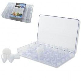 Sada zdobících špiček plastových 22 ks