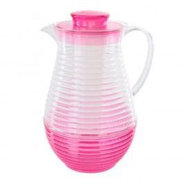 Džbán plastový s chladící vložkou 2 L