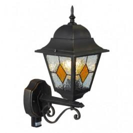 Venkovní nástěnná lampa JASON se senzorem Brilliant 43897/86 4004353128691