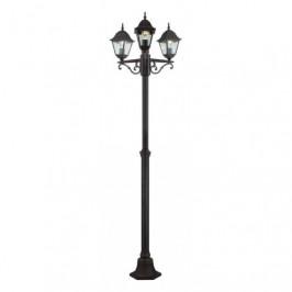 NEWPORT tříramenná lampa Brilliant 44288/55 4004353129452