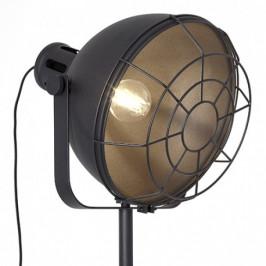 Stojací industriální lampa JESPER trojnožka Brilliant 23759/06 4004353257674