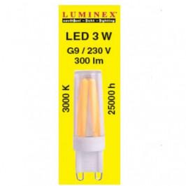 LED G9 filament 3W  L 32230