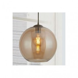 BALLS JANTAR závěsné světlo 25cm Searchlight 1621AM 5053423096650