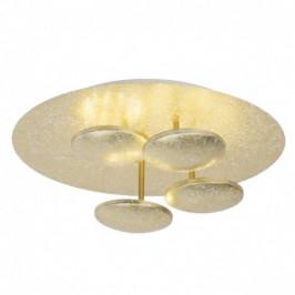 PHARAOH GOLD designové svítidlo Brilliant G90172/16 4004353296086