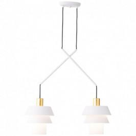 Designový lustr GOTEBORG Brilliant 93457/75 4004353317606