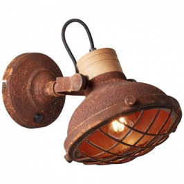 Nástěnné svítidlo CHARO REZ Brilliant 96896/60 4004353329869