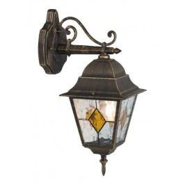 Stylová nástěnná lampa v kvalitním provedení ze slitiny hliníku