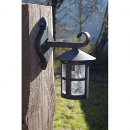 Krásná nástěnná lampa na zahradu