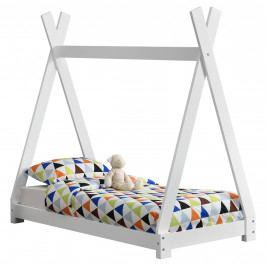 [en.casa]® Dětská postel AAKB-8672