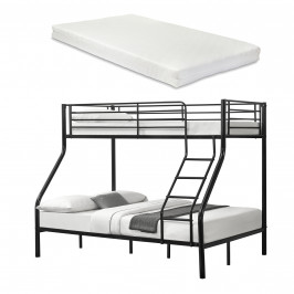 [neu.haus]® Patrová postel s matracemi AABH-720B