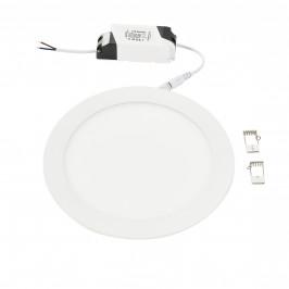 [lux.pro]® LED panel HLD-3011 - 18W - Ø 23 cm - střední bílá