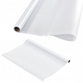 Privátní fólie na sklo - statická - 50cmx50m - imitace mléčného skla