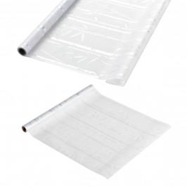 Privátní fólie na sklo - statická - 1x50m - bambusový motiv