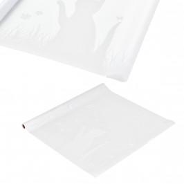 Privátní fólie na sklo - statická - 67,5cmx50m - motiv kočky