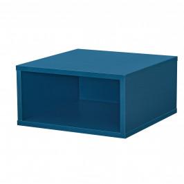 Variabilní designový systém - skříňky / poličky - 30x15x30 cm - tyrkysové