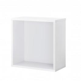 Variabilní designový systém - skříňky / poličky - 30x30x15 cm - bílé