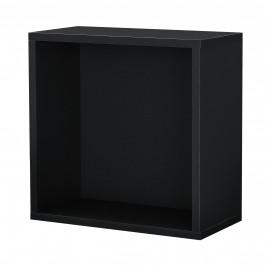Variabilní designový systém - skříňky / poličky - 30x30x15 cm - černé