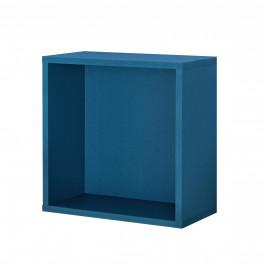 Variabilní designový systém - skříňky / poličky - 30x30x15 cm - tyrkysové