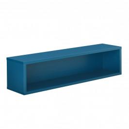 Variabilní designový systém - skříňky / poličky - 60x15x15 cm - tyrkysové
