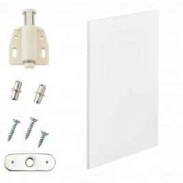 Variabilní designový systém - dvířka - 27x42 cm - bílé