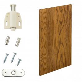 Variabilní designový systém - dvířka - 27x42 cm - imitace ořechového dřeva