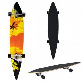 Pintail longboard - retro dlhá deska - skateboard / surfer board