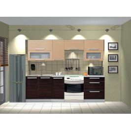 Kuchyně MERCURY Zebra 240