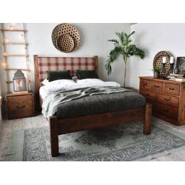 Borovicová postel Radomil 180 x 200 cm