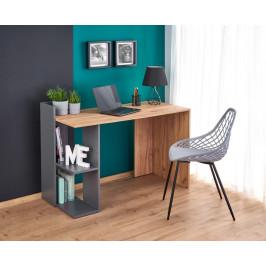 FINO desk votan oak / antracite