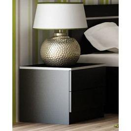 Noční stolek VISTA černá