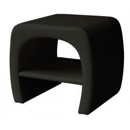 *Noční stolek ORLEANS černý