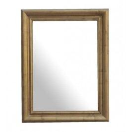 Zrcadlo ELITE 90x70 zlatá