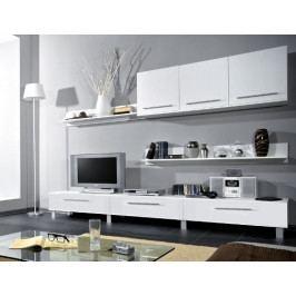 Obývací stěna MONICA bílá