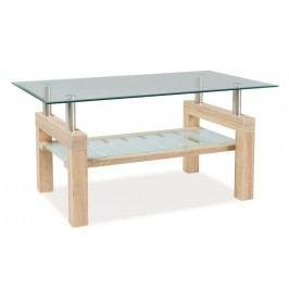 Konferenční stolek TORINO - dub sonoma