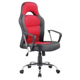 Kancelářské křeslo Q-033 červená