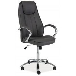 Kancelářské křeslo Q-036 šedá