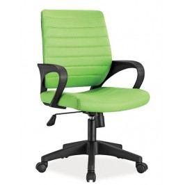 Kancelářské křeslo Q-051 zelená
