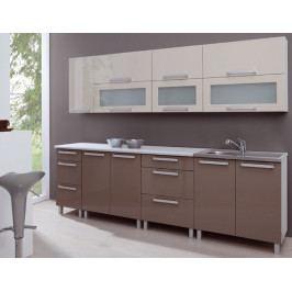 Kuchyně CAPPUCCINO 260