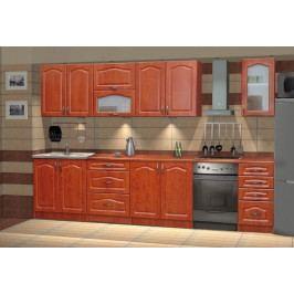 Kuchyně PREMIUM de LUX 260 hruška