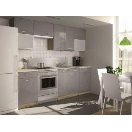 Kuchyně PERLA GRIS 240