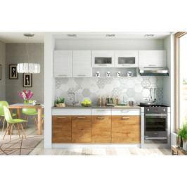 Kuchyně MORENO 240 andersen/lefkas