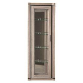 Vitrína bar 1-dveřová levá DALLAS D-18 výběr barev