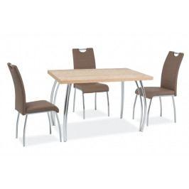 Jídelní stůl SK-2 102x64 dub sonoma