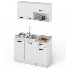 Kuchyně NIVA 120 bílá