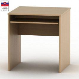 Stůl psací s výsuvem, buk, TEMPO AS NEW 023